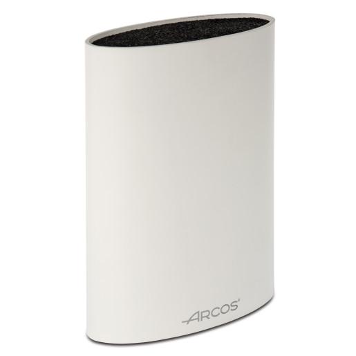 "Suport Oval pentru Cutite, ARCOS ""Deluxe"", 220x160x65mm, 10 ani garantie, ambalaj ""Gift box"""