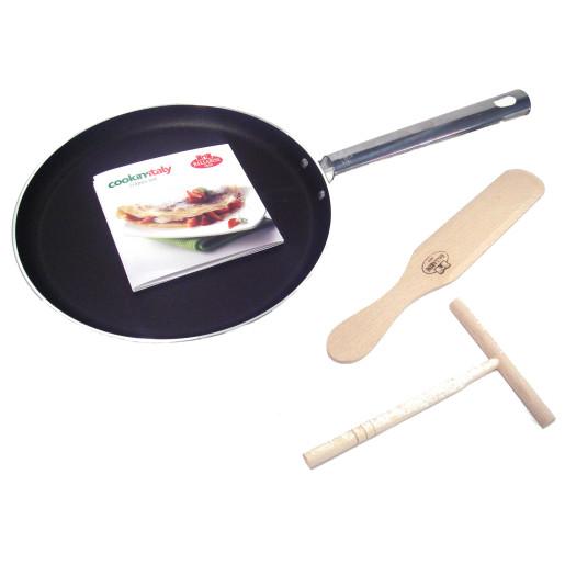 "Set pentru Clatite BALLARINI, Gama ""Cookin'Italy"" 25cm"