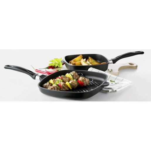 GRILL de PESTE, Neaderent, 9mm grosime, AMT Gastroguss (prod. Germania) 35x24cm