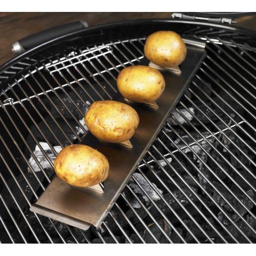 Roaster RÖSLE pentru Cartofi, Otel Inoxidabil, mare, 20 ANI GARANTIE