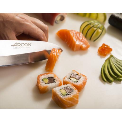 """Set Promotional ARCOS """"CLASICA"""": Cutitul Bucatarului 21cm, Cutit de Fileuri 16cm, Cutit de Decojit 10cm"""