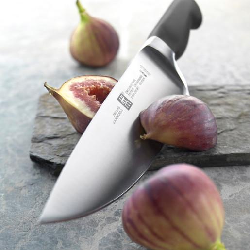Promotie Set ZWILLING**** Vier Sterne : Cutit pt Feliat 200mm+ Cutit de Legume si Fructe 70mm