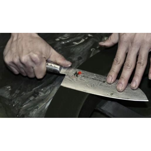 Cutit SANTOKU MIYABI 7000D, 18cm