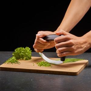 Dispozitiv de Taiere, Maruntire al legumelor si verdeturilor LURCH (Germania) Premium,  cu lama ULTRA ASCUTITA