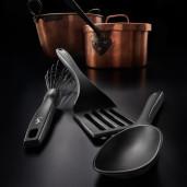 Lingura de gatit LURCH (Germania) din Platinum-Silicon pentru vase neaderente