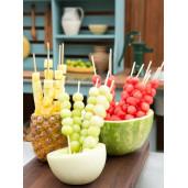 Set ARCOS 6 piese  pentru decorare fructe si legume, Otel Inoxidabil, 10 ANI GARANTIE