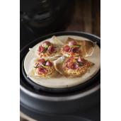 RÖSLE Piatra pentru Pizza, Paine (si alte preparate pe piatra la Grill sau Cuptor), 30cm