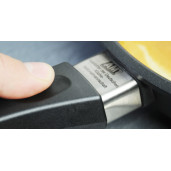 GRILL Neaderent, 9mm grosime, AMT Gastroguss (prod. Germania), patrata 28x28x5cm