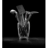 "Set Promo LURCH (Germania) din Otel Inoxidabil ""Tango "": Zdrobitor de Cartofi 30cm + Tel 27cm"