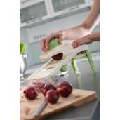 Feliator LURCH (Germania), 3 tipuri de taiere, (Ondulatii, Julienne) pentru Legume si Fructe