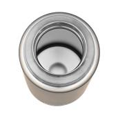 Termos LURCH (Germania) din oțel inoxidabil, gri, 0,45l