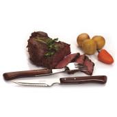 Set 6 Cutite pentru FRIPTURA ARCOS, 10 ANI GARANTIE, Otel Inoxidabil 18/10 NITRUM